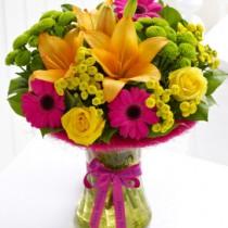 Happy Birthday Vibrant Perfect Gift